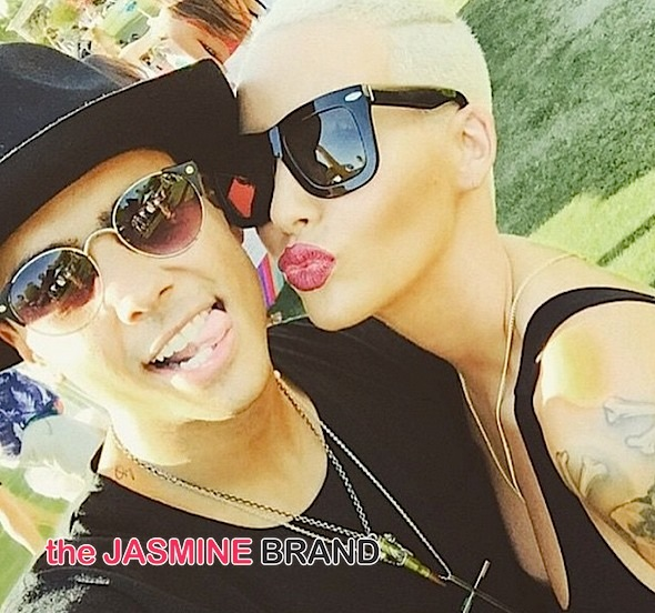 Quincy, Amber Rose