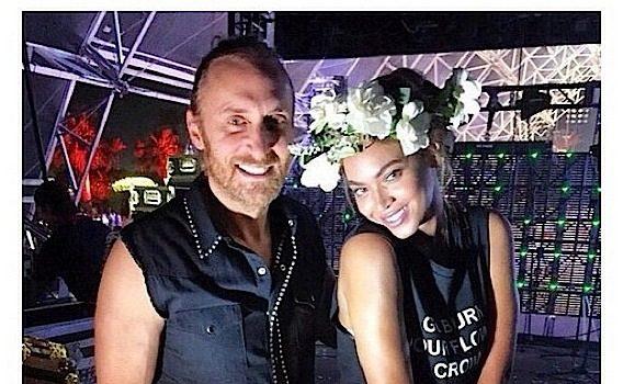 Celebs Attend Coachella: Drake, Beyonce, Ciara, Nicki Minaj, Khloe Kardashian, Tyga, Kylie Jenner & More! [Photos]
