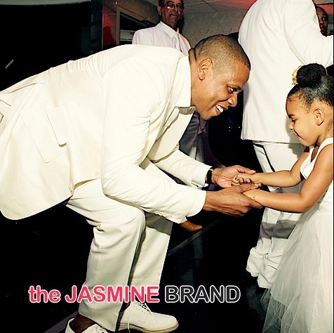 "Blue Ivy Freestyles On Jay-Z's 4:44 Album, ""Blue's Freestyle/We Family"" [New Music]"
