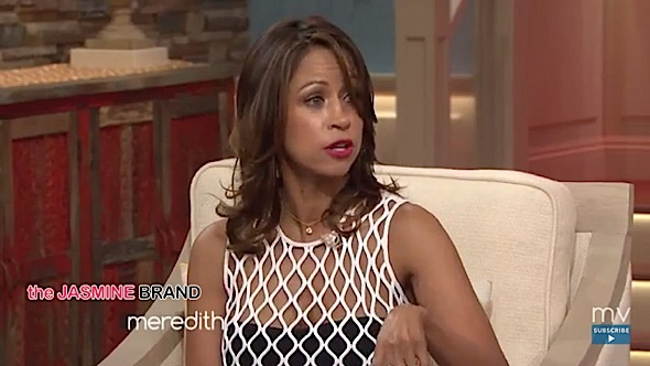 Stacey Dash Will Not Support Hillary Clinton, Doesn't Believe Women Are Paid Less in the Workplace [VIDEO]