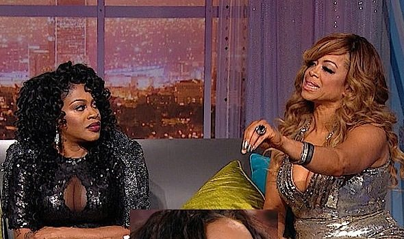 Stacy Francis Talks Fall-Out With Chante Moore, Calls Chrisette Michele A 'Coward'