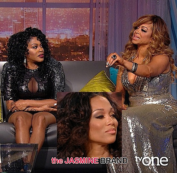 Stacy Francis Talks Fall-Out With Chante Moore, Calls Chrisette Michele A Coward-the jasmine brand
