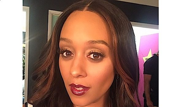 Tia Mowry: I'm NOT in competition with my sister! Talks Image, Individuality & Leaving 'The Game'. [VIDEO]