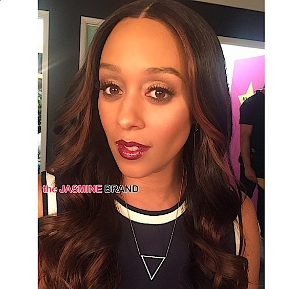 (EXCLUSIVE) Tia Mowry Settles $200k Legal Battle w/ Agent Over Sponsored Tweets