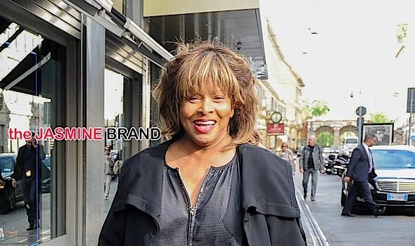Tina Turner Announces 'Tina, The Musical'