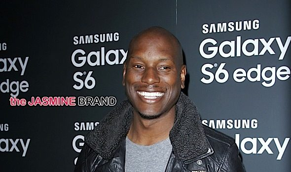 Tyrese's Attorney Drops Out, Actor May Represent Himself In Court