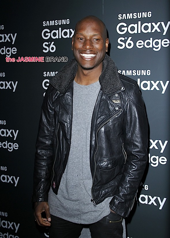 Tyrese Missed Custody Hearing, Ex Wife Requests Mental Evaluation