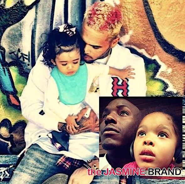 Tyrese Pens Open Letter to Chris Brown-About Fatherhood-the jasmine brand
