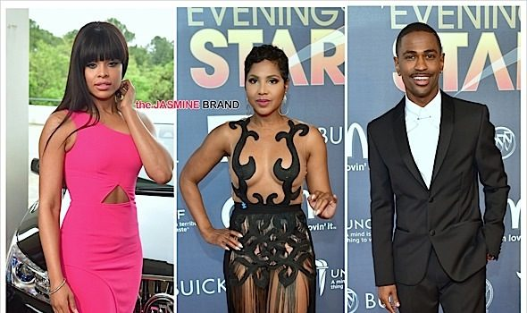 UNCF 'Evening With The Stars': Toni Braxton, Big Sean, Estelle, K.Michelle, Ludacris, Claudia Jordan & More! [Photos]