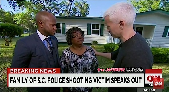 Walter Scott's Mother Forgives Officer That Shot Her Unarmed Son [VIDEO]