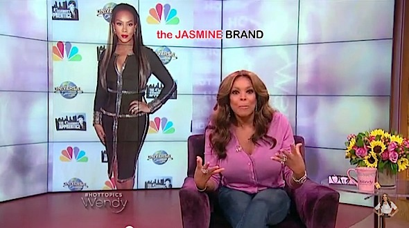 Wendy Williams Criticizes Vivica A. Fox For Joining 'Hollywood Divas': This is a low move for your career.