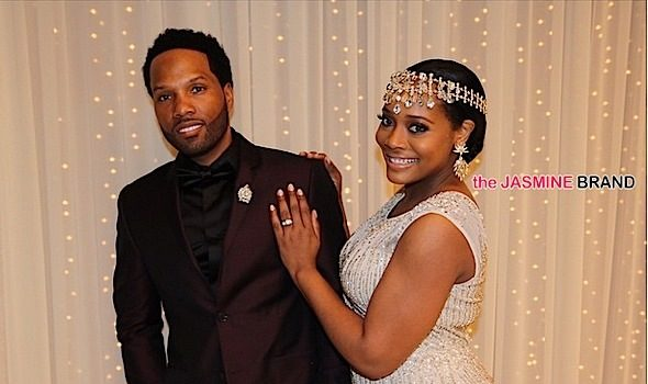 Yandy Smith & Mendeecees Harris Land VH1 Wedding Special