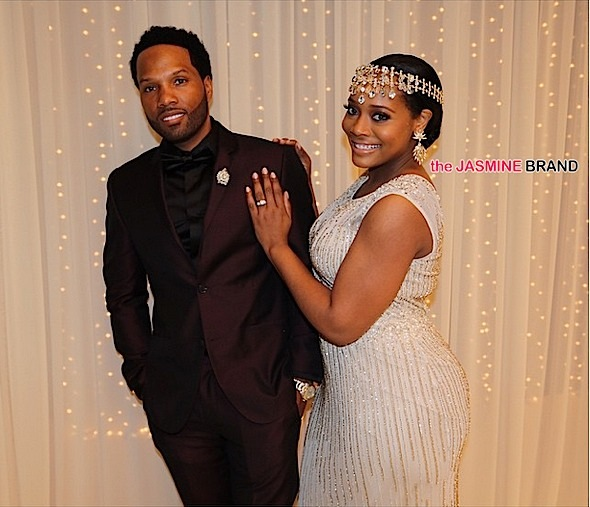 Yandy Smith Pens Sweet Anniversary Message to Hubby Mendeecees
