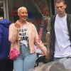 amber rose-machine gun kelly-the jasmine brand