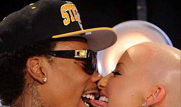 Amber Rose Professes Her Love For Wiz Khalifa: We went wrong somewhere!