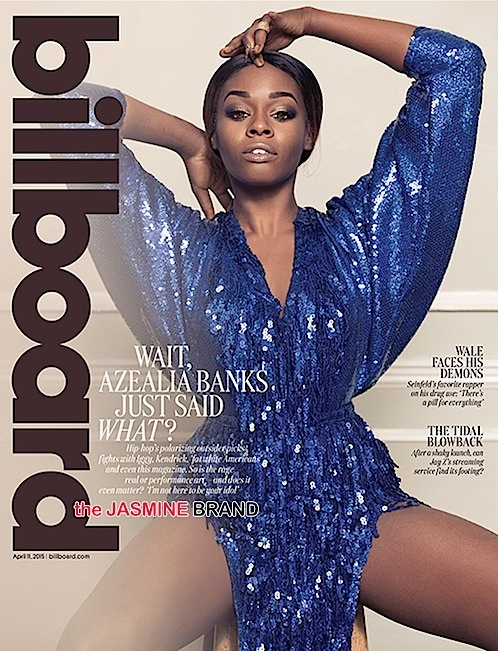 azealia banks-billboard-the jasmine brand