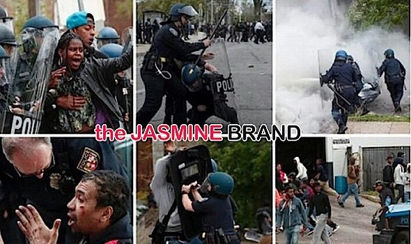 Freddie Gray Laid to Rest, Celebs React to Baltimore Riots [Photos]