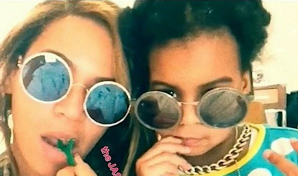 Blue Ivy Turns 4 With Fairy-Themed Bash!
