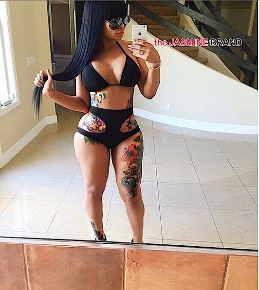 blac chyna-shows off new swim suit-the jasmine brand