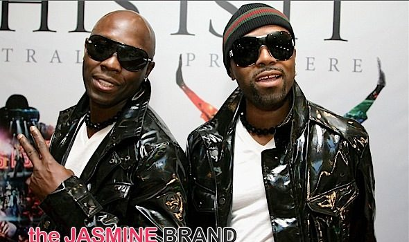 (EXCLUSIVE) Blackstreet Singer Teddy Riley Demands Restraining Order Against Ex-Member, Chauncey Hannibal