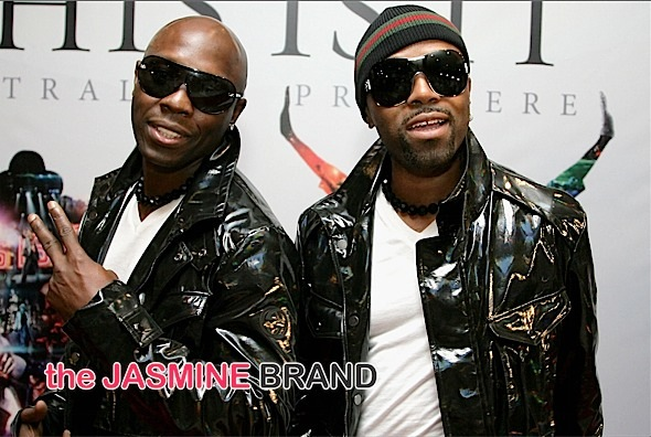 (EXCLUSIVE) Blackstreet Singer Teddy Riley Demands Restraining Order Against Ex-Member, Chauncey Hannibal