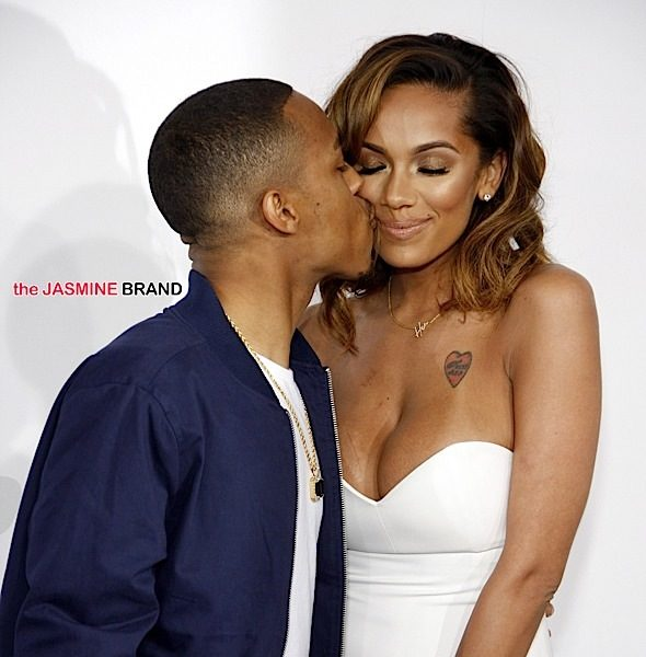 Erica Mena Speaks Out About Split From Bow Wow: He's an abuser.
