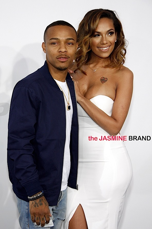 Shad Moss (Bow Wow), Erica Mena