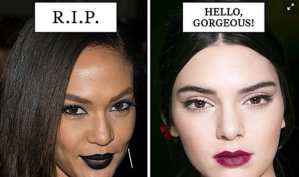 [Color Complex] Is Cosmo Implying Brown Skin Is No Longer A Beauty Trend?