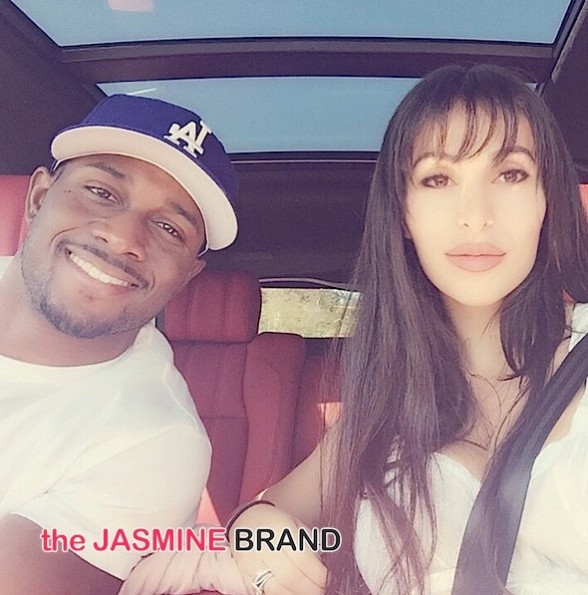 Reggie Bush's Alleged Mistress: I have proof you're my baby daddy!