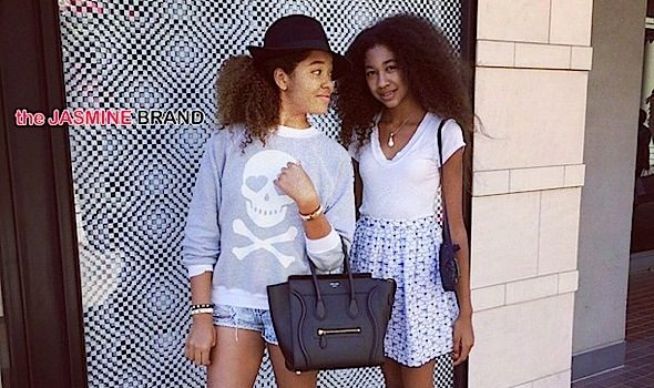 "Aoki Lee Simmons Reveals Insecurities – ""People say I'm not as pretty as my big sister"""