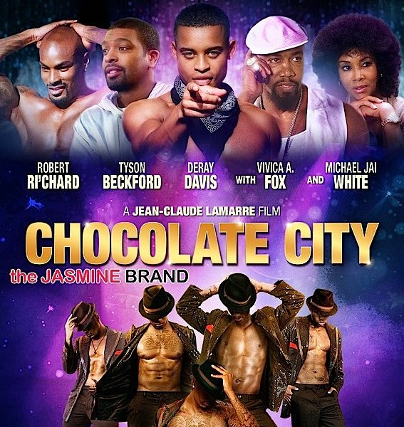 """Chocolate City"" Releases Trailer Starring: Robert Ri'chard, Tyson Beckford, DeRay Davis, Michael Jai White And Vivica A. Fox"