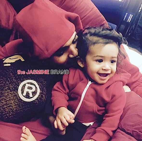 chris brown-debuts-baby royalty-the jasmine brand