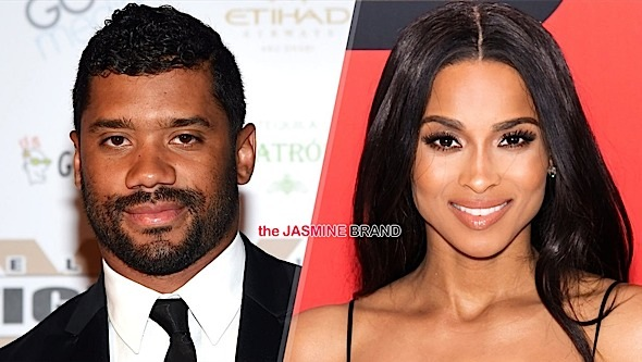 NFL'er Russell Wilson NOT Bringing New Boo Ciara to WHC Dinner?: I'm bringing my grandmother! [VIDEO]