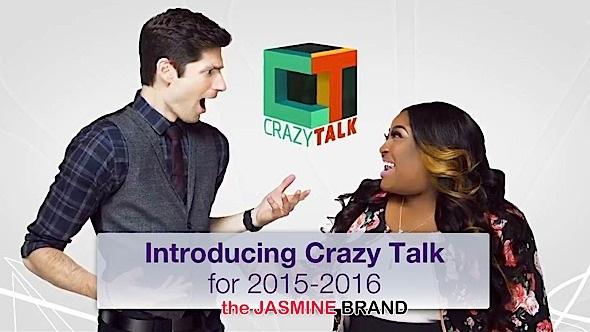 crazy talktanisha thomasben aaronthe jasmine brand u0027 - Ben Aaron