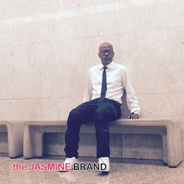 Dame Dash Shows Up to Court With No Lawyer: I'll Fight Alone!