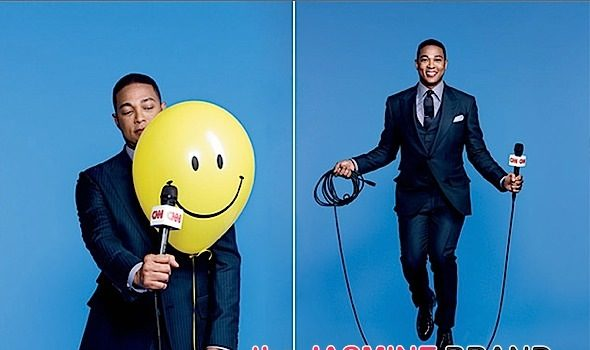 Don Lemon Talks Being Gay & Non-Liberal & Handling Criticism With GQ [Photos]
