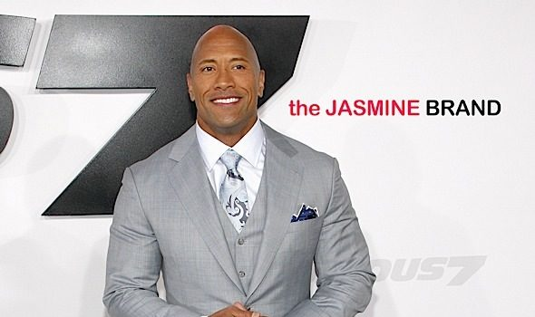 "Dwayne ""The Rock"" Johnson World's Highest-Paid Actor"