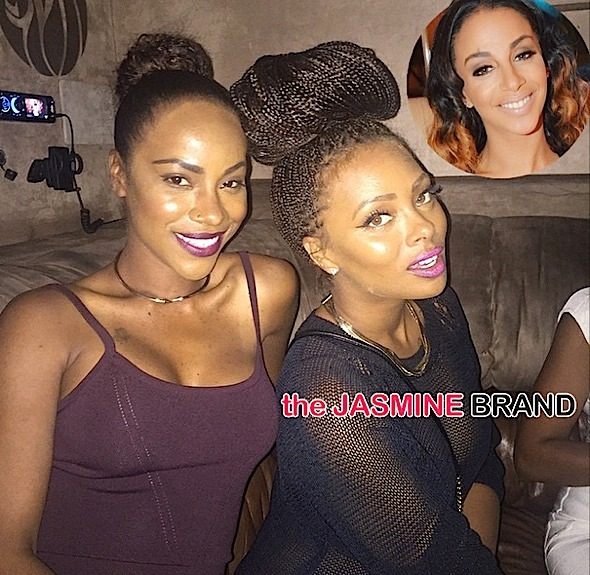 eva marcille-sparkle holmes-New BET Reality Show About the business-the jasmine brand