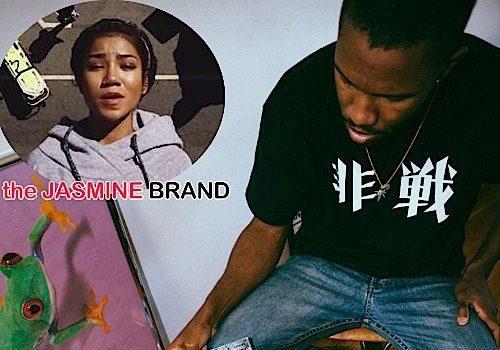Frank Ocean Announces New Album + Jhené Aiko Releases 'Eternal Sunshine' Video