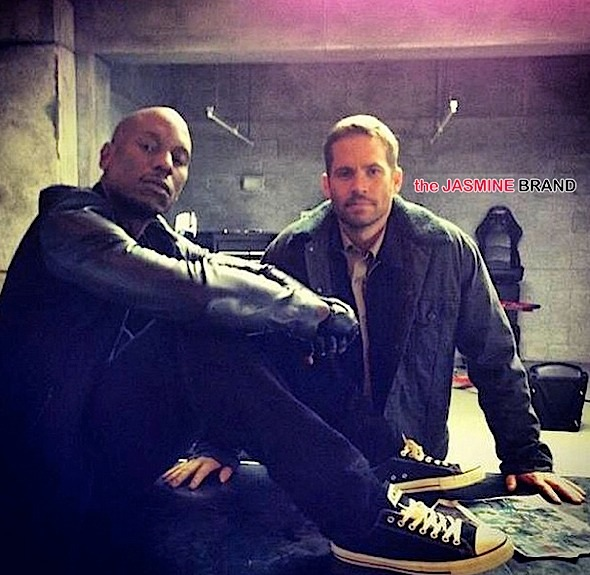 'Furious 7' Breaks Records At Box Office, Tyrese Credits Paul Walker