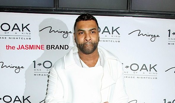 Ginuwine Joining 'Celebrity Big Brother'