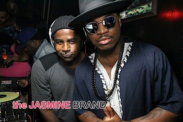 NeYo, Jermaine Dupri, Pusha T Spotted Partying at LA's Hooray Henry's [Photos]