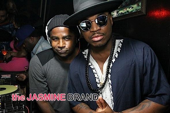 NeYo, Jermaine Dupri, Pusha T Spotted Partying at LA's Hooray Henry's [Photos]