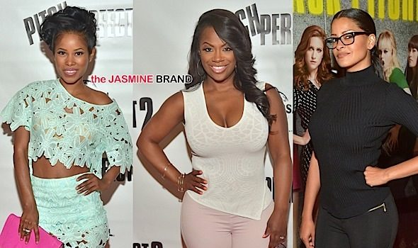 Pitch Perfect 2 ATL Screening: Kandi Burruss, Todd Tucker, Claudia Jordan, Jasmine Burke, Tameka Raymond, Montell Jordan Attend [Photos]