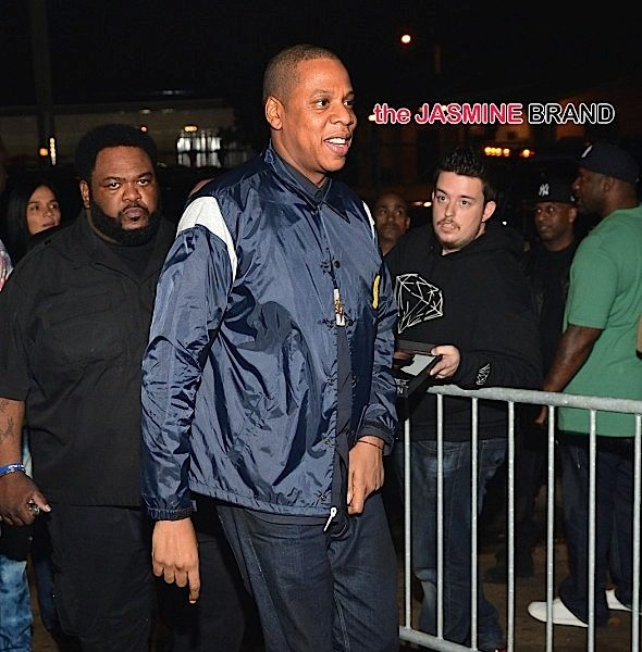 Jay Z Allegedly Working On New Album, In Response to 'Lemonade'