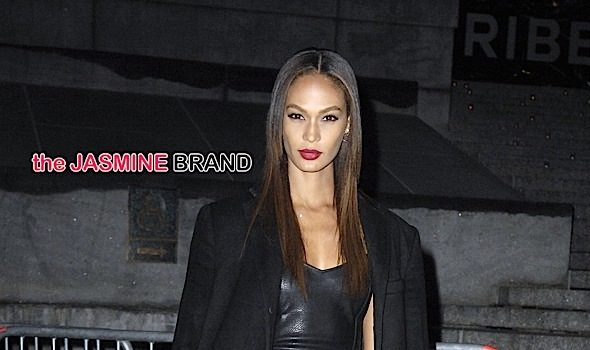 Super Model Joan Smalls on Posing Nude, Self Love & Fashion's Responsibility to Showcase Diversity