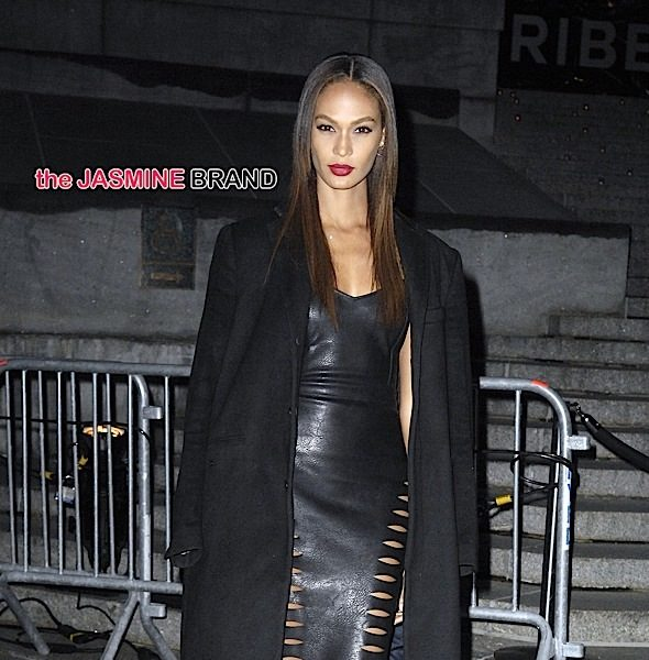Joan Smalls Lands Global Fashion Innovator Role