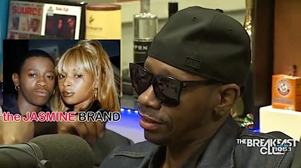 Jodeci's K-Ci Talks Vintage Relationship With Mary J. Blige, She jumped on stage telling a fan: B*tch don't touch my man!