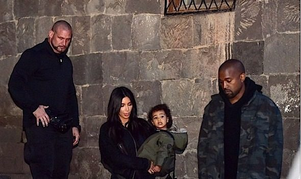 Kardashians, Kanye West & Baby North Visit Armenia [Photos]