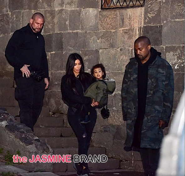 Kardashians, Kanye West & Baby North Visit Armenia [Photos]